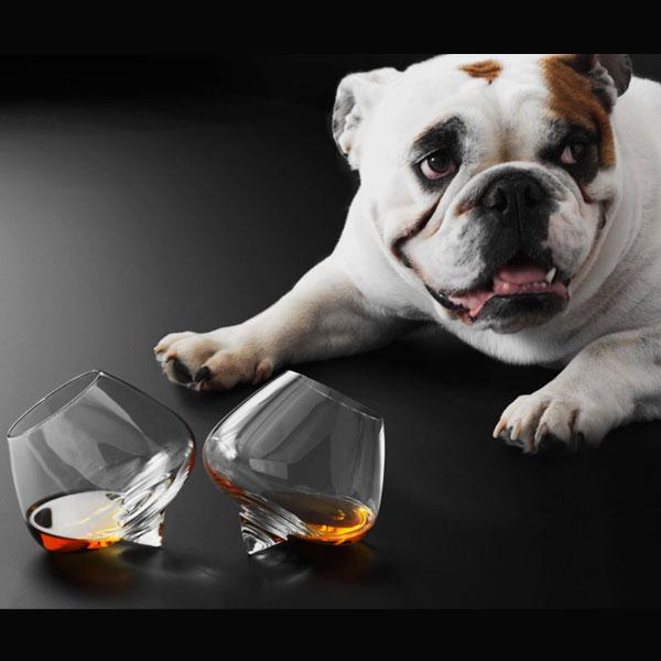 Cognac Glassコニャックグラス2個セット normannCOPENHAGEN(ノーマンコペンハーゲン)デンマーク