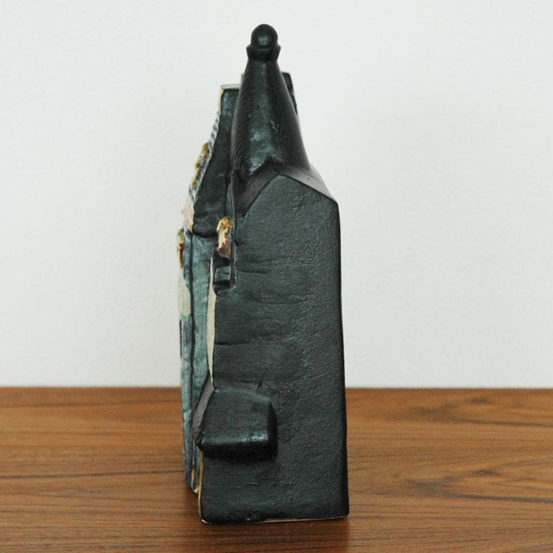 スウェーデンの朝の家  Small House Lisa Larson(リサラーソン) BPAの家 置物 オブジェ