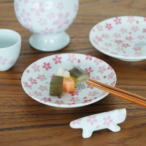Lisa Larson(リサ・ラーソン)豆皿さくらのマイキー Japan Seriesジャパンシリーズ・波佐見焼