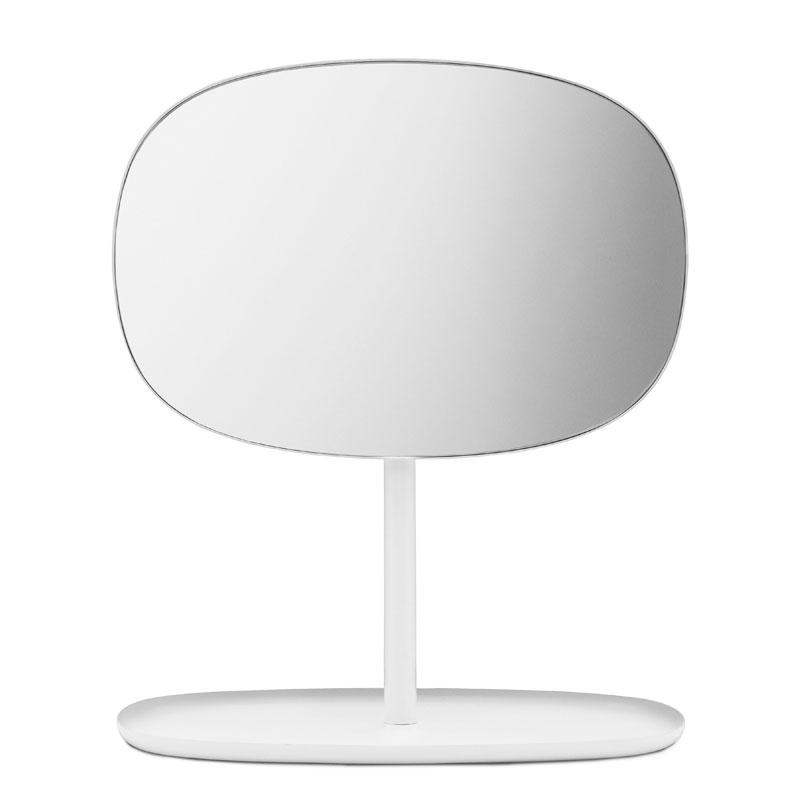 Flip Mirror(フリップ・ミラー)ホワイト normann COPENHAGEN(ノーマンコペンハーゲン)デンマーク 卓上ミラー
