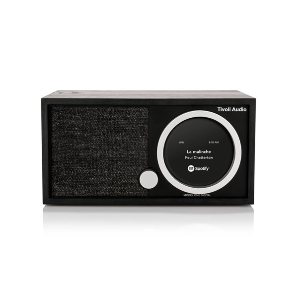 Model One Digital(モデル・ワン デジタル)ブラック×ブラック/ラジオ/Tivoli Audio(チボリオーディオ)