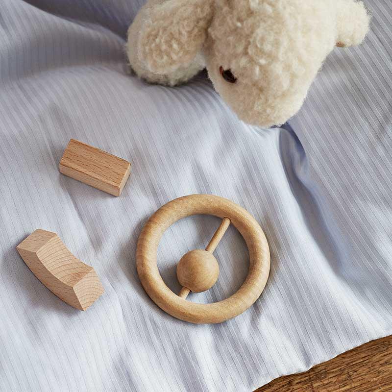 Kay Bojesen(カイ・ボイスン) RATTLE(ラトル) ガラガラ 木製玩具 デンマーク 39443