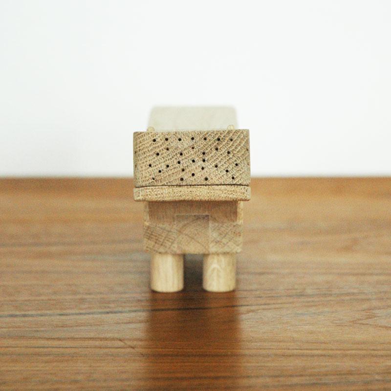 Kay Bojesen(カイ・ボイスン) Hippo(ヒッポ)カバ  木製オブジェ デンマーク 39202