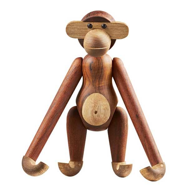 Kay Bojesen(カイ・ボイスン) MONKEY(モンキー)ラージサイズ 木製オブジェ デンマーク