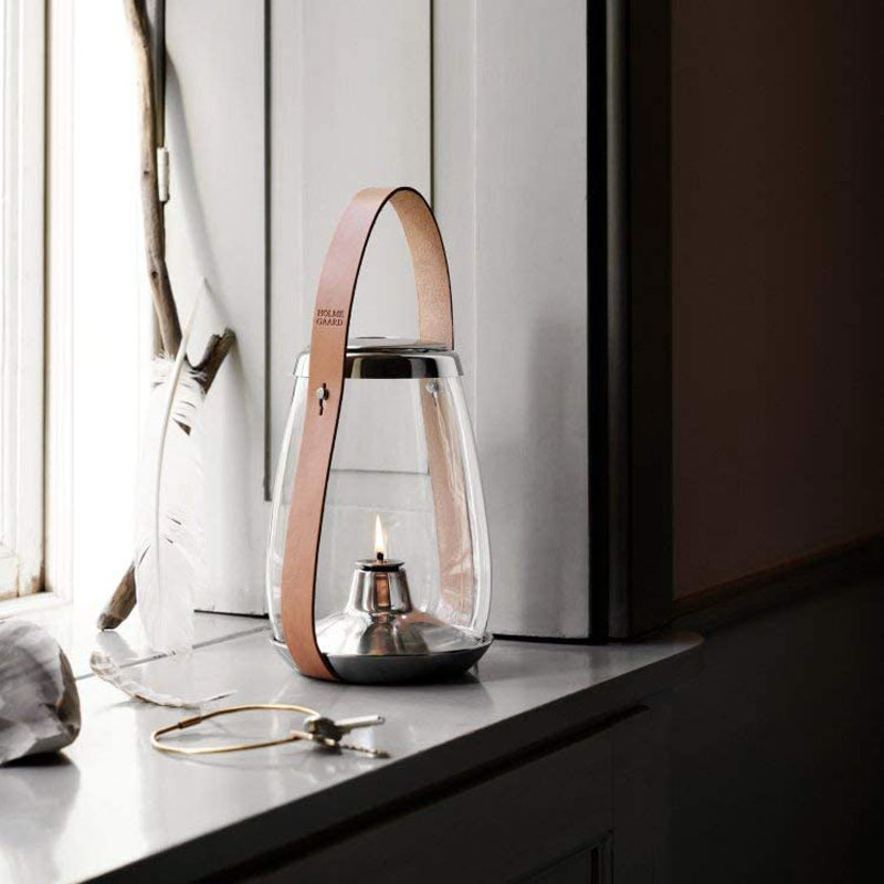 DESIGN WITH LIGHT HURRICANE LANTERN(デザインウィズライト ハリケーンランタン)オイルランタン H=33cm HOLMEGAARD(ホルムガード)