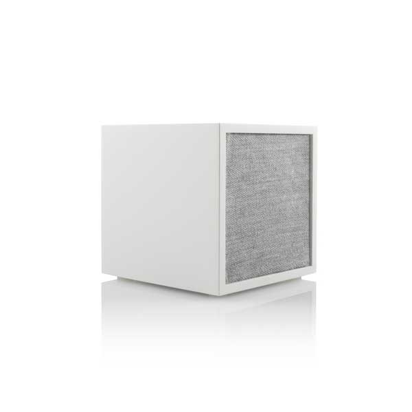 CUBE(キューブ)ワイヤレススピーカー/ホワイト×グレー/ARTシリーズ/Tivoli Audio(チボリオーディオ)