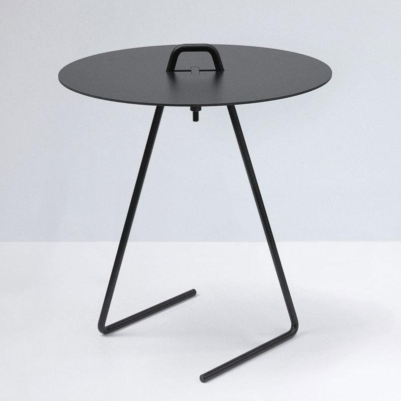 Side Table(サイドテーブル)ブラック MOEBE(ムーベ) デンマーク