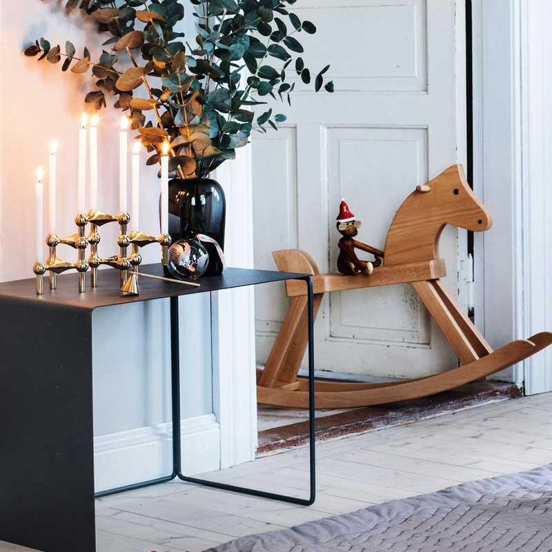 Kay Bojesen(カイ・ボイスン) Rocking Horse(ロッキングホース) 木馬 木製オブジェ デンマーク