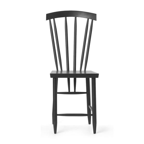 Family Chairブラック「3」/DESIGN HOUSE stockholm(デザインハウスストックホルム)