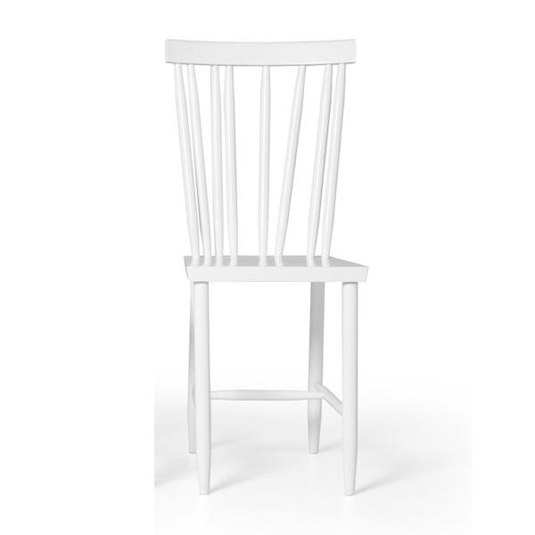 Family Chairホワイト「4」/DESIGN HOUSE stockholm(デザインハウスストックホルム)