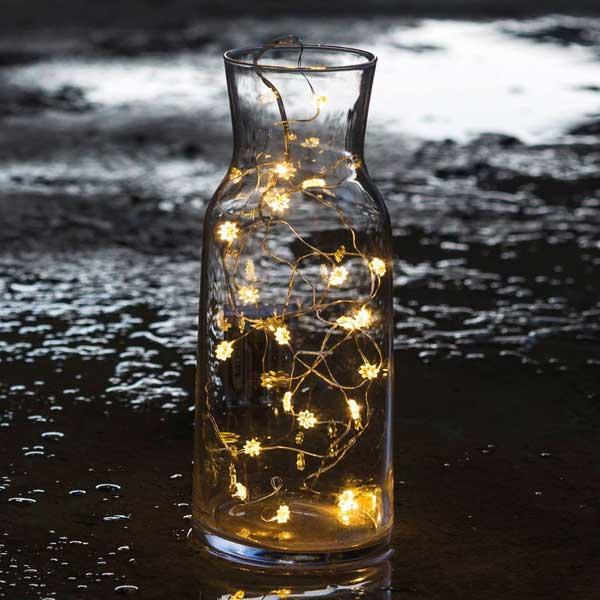 "Chain""SILKE""/LEDイルミネーションライト/Sirius(シリウス)/デンマーク/クリスマスライト"