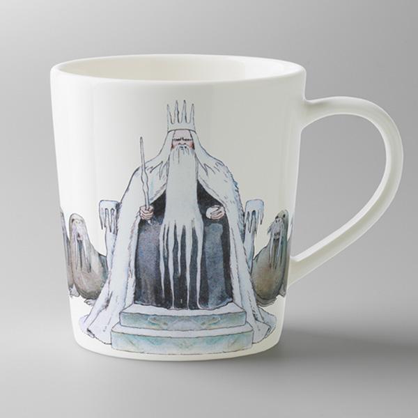 【販売終了】エルサべスコフ・マグカップKing Winter(キングウィンター)・DESIGN HOUSE stockholm(デザインハウス ストックホルム)
