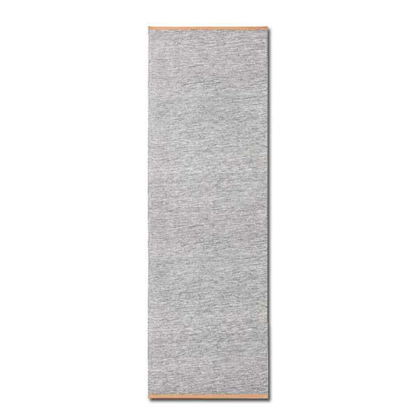 BJORK RUG(ビジョーク・ラグ)80×250cm/ライトグレー/DESIGN HOUSE stockholm(デザインハウス ストックホルム)