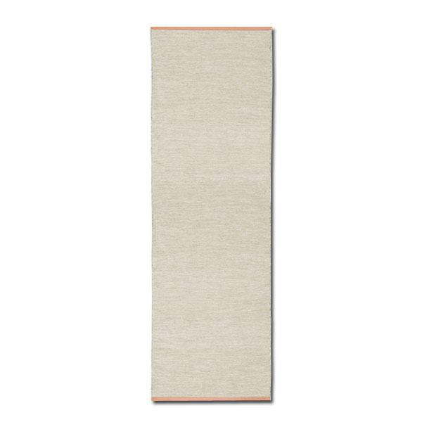 BJORK RUG(ビジョーク・ラグ)80×250cm/オフホワイト/DESIGN HOUSE stockholm(デザインハウス ストックホルム)