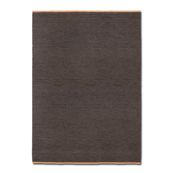 BJORK RUG(ビジョーク・ラグ)170×240cm/ブラウンブルー/DESIGN HOUSE stockholm(デザインハウス ストックホルム)