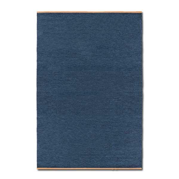 BJORK RUG(ビジョーク・ラグ)200×300cm/ブルー/DESIGN HOUSE stockholm(デザインハウス ストックホルム)