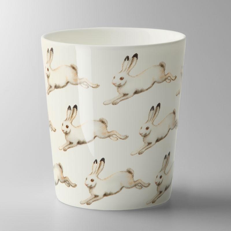 エルサべスコフ・カップ Hare(野うさぎ) DESIGN HOUSE stockholm(デザインハウス ストックホルム)