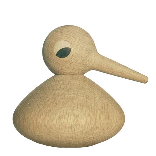 Bird(バード)Chubby キュビーサイズ ナチュラルオーク ARCHITECTMADE(アーキテクトメイド) 北欧デンマークオブジェ置物 425