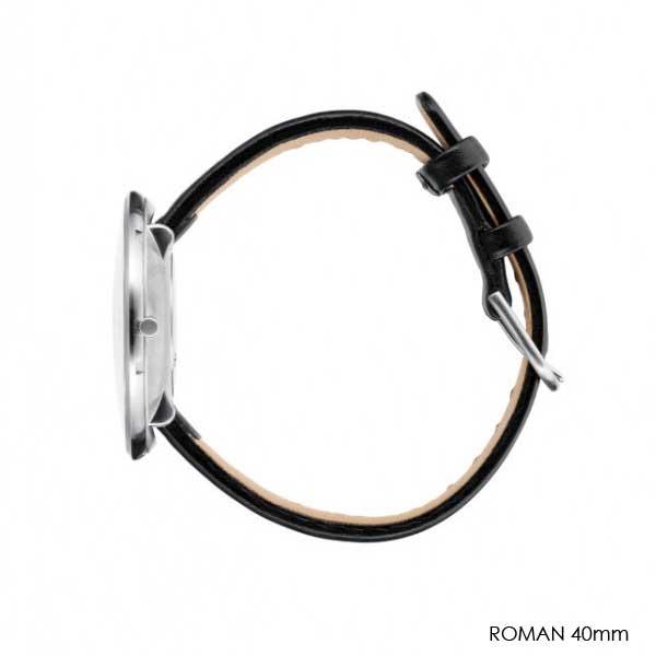 アルネヤコブセン・腕時計 ROMANローマン 30mm/34mm/40mm レザーストラップARNE JACOBSEN WATCHS