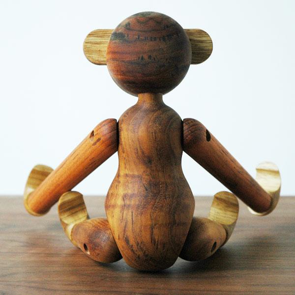 Kay Bojesen(カイ・ボイスン) MONKEY(モンキー)Mサイズ 木製オブジェ デンマーク