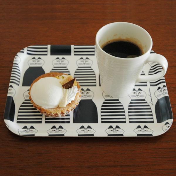 "Wooden Tray""Minmi(ミンミ)""Sサイズ/木製トレイ/Lisa Larson(リサラーソン)/opto design(オプトデザイン)スウェーデン"