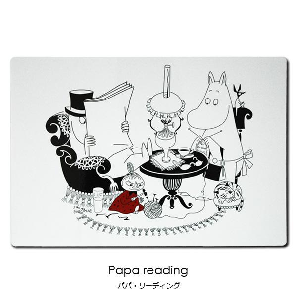 ムーミン・テーブルマット opto design(オプトデザイン) 北欧キッチン雑貨 ムーミングッズ