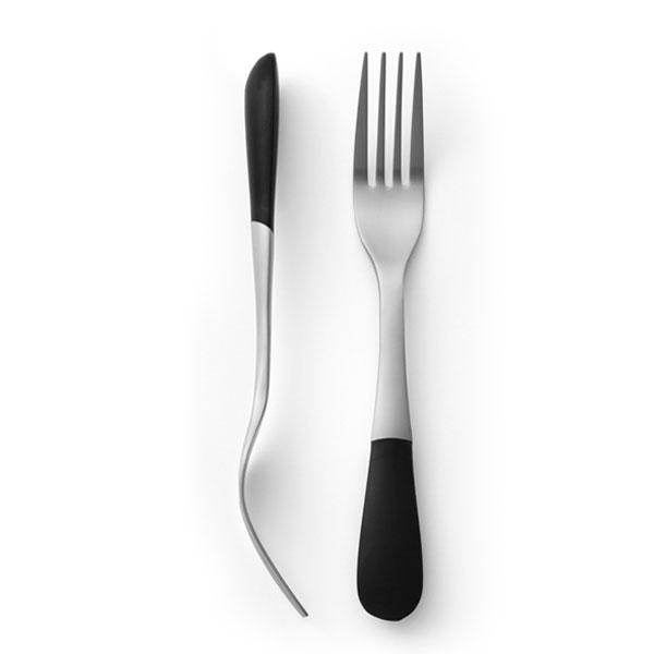 ストックホルムカトラリー・サラダフォーク17cm/DESIGN HOUSE stockholm(デザインハウスストックホルム)北欧キッチン雑貨