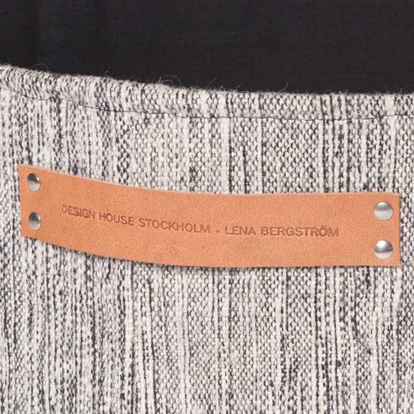 BJORK Homebags(ビジョーク・ホームバッグ)/Sサイズ/W35cmH34cm/ライトグレー/DESIGN HOUSE stockholm(デザインハウス ストックホルム)