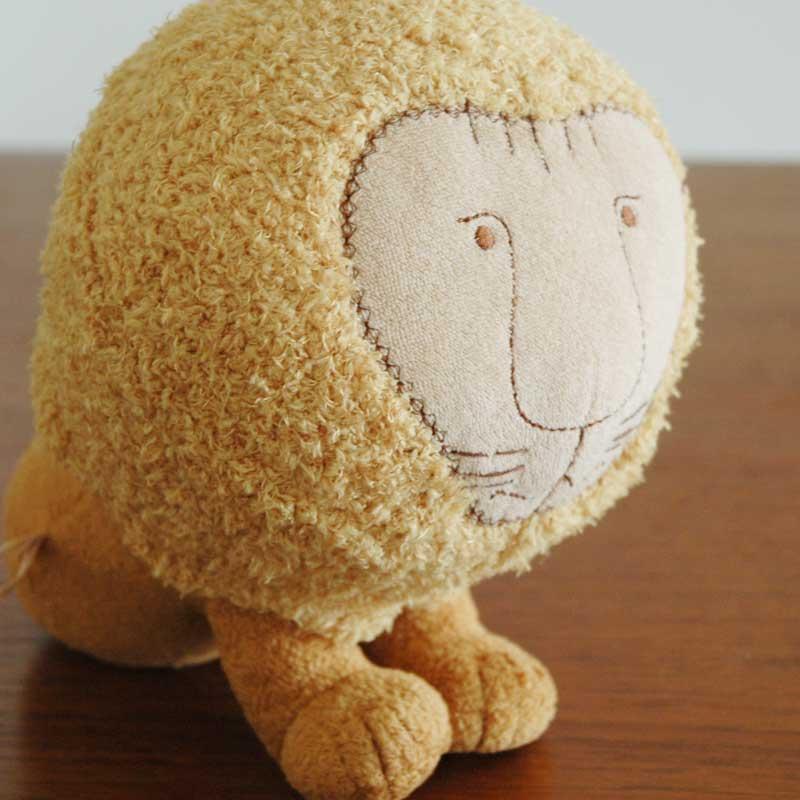 リサラーソン・ぬいぐるみライオン/Lisa Larson/Stuffed Animal Lion