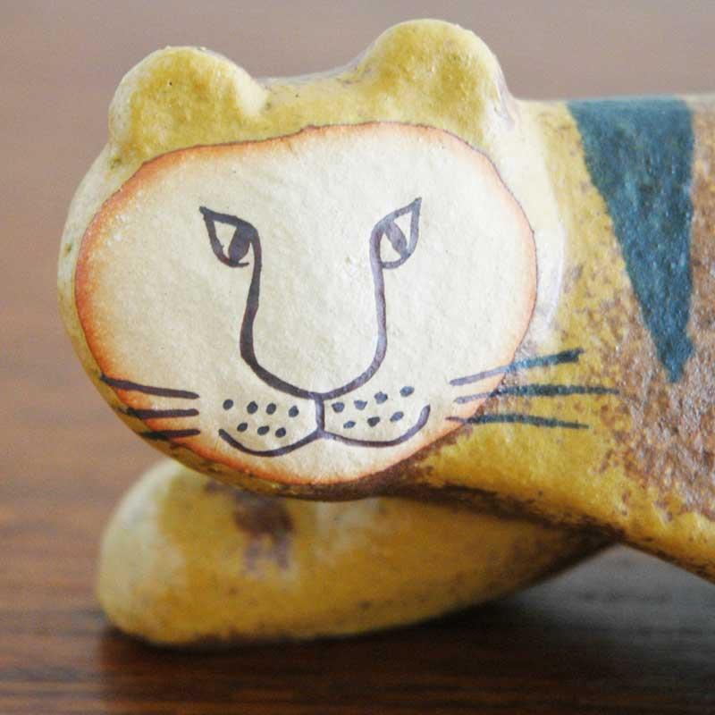 Tiger(タイガー)・トラ/Lisa Larson(リサ ラーソン)/北欧オブジェ・置物