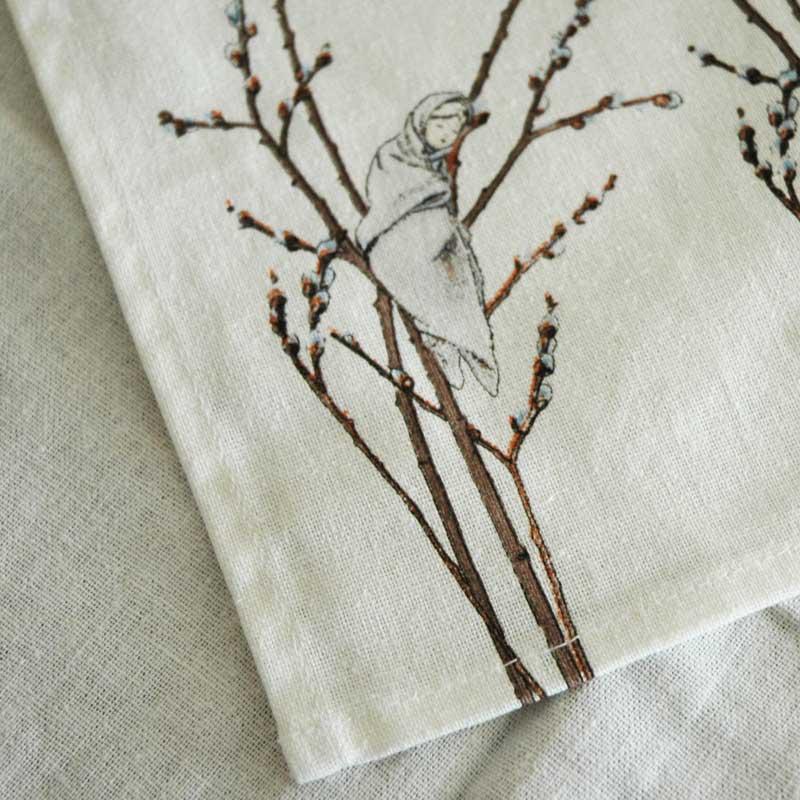 エルサべスコフ・キッチンタオル45×65cm/Little Willow(小さなヤナギ)DESIGN HOUSE stockholm(デザインハウス ストックホルム)