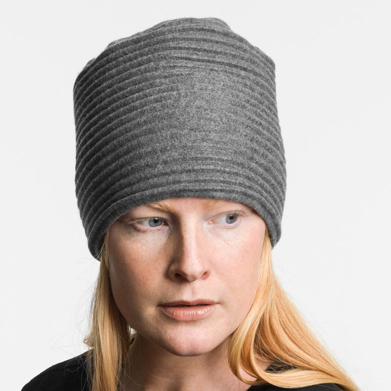 Pleece HAT(プリース・ハット)ダークグレー DESIGN HOUSE stockholm デザインハウス・ストックホルム