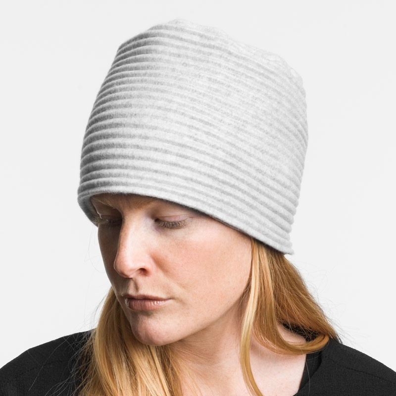Pleece HAT(プリース・ハット)ライトグレー DESIGN HOUSE stockholm デザインハウス・ストックホルム