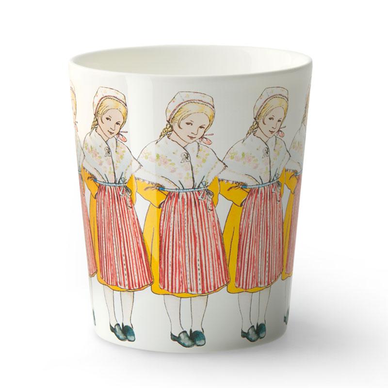 エルサべスコフ・カップ3個セットThree little lasses(3人の小さなお嬢さん) DESIGN HOUSE stockholm(デザインハウス ストックホルム)