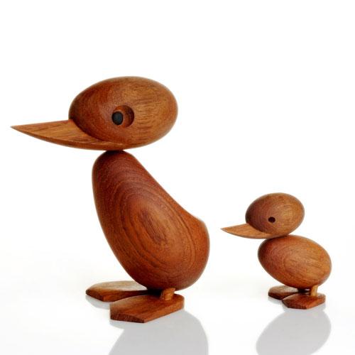 Duck (ダック) ARCHITECTMADE(アーキテクトメイド) デンマーク 北欧木製オブジェ・置物 325