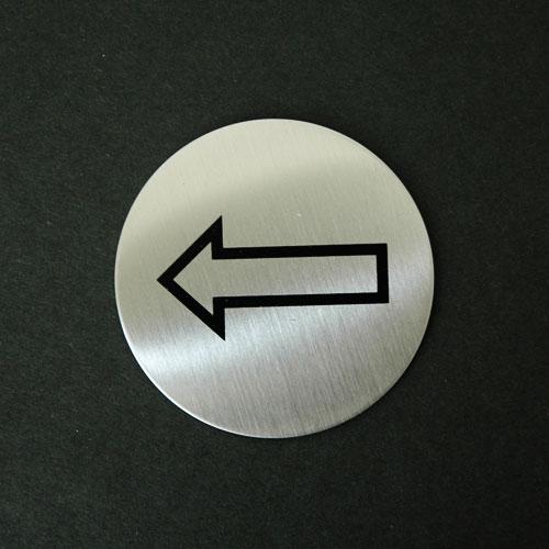 Sign Plate(サインプレート)・ステンレス/OFFORM【40%OFF】