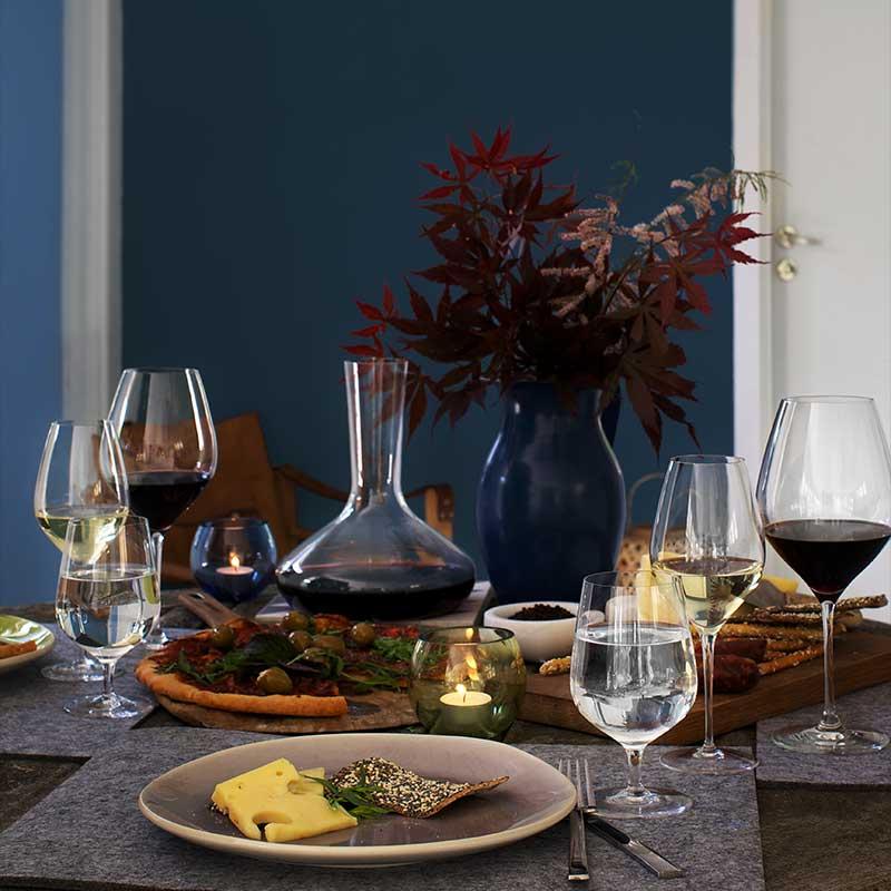 CABERNET(カベルネ)Wine Carafe(ワインカラフェ)1700ml デキャンタ HOLMEGAARD(ホルムガード)北欧グラス