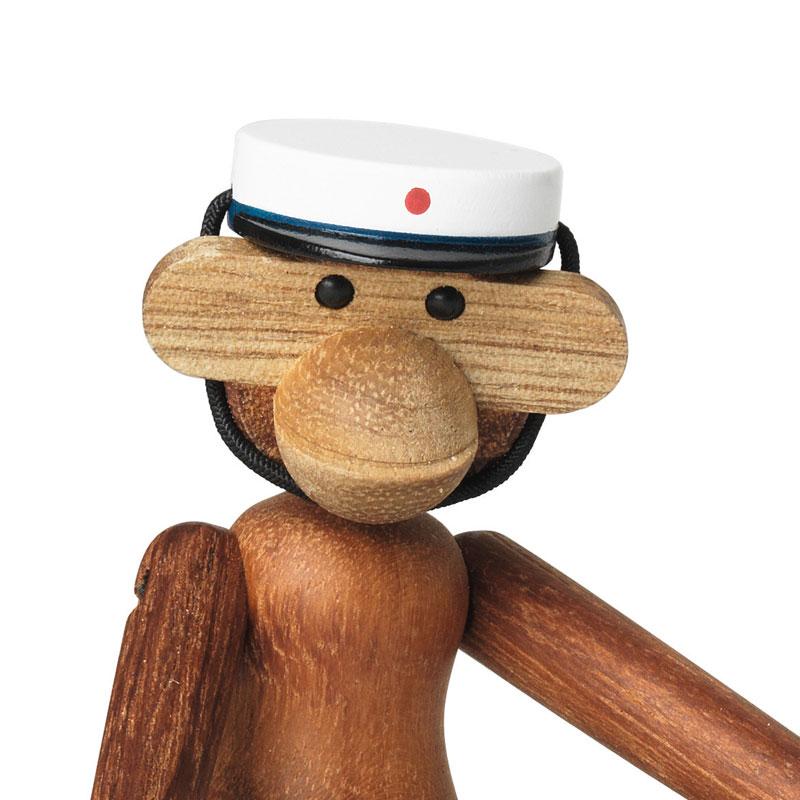 Kay Bojesen(カイ・ボイスン) Student Cap mini(スチューデントキャップ・ミニ)MONKEY(モンキー)ミニサイズ用 木製オブジェ デンマーク