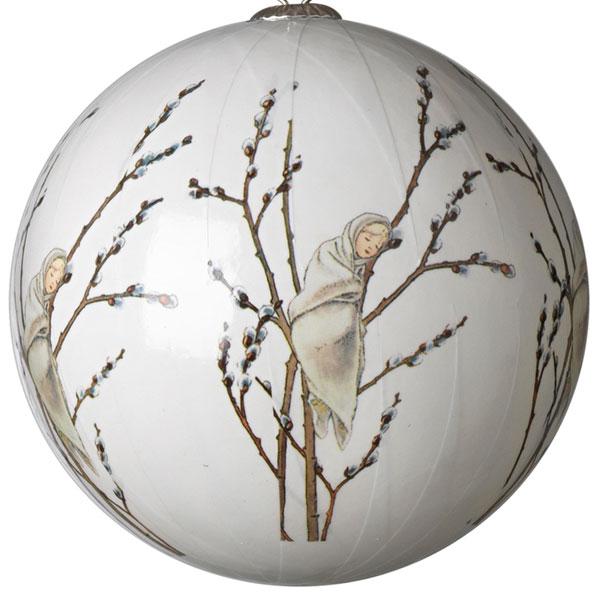 エルサべスコフ・クリスマスオーナメント3個セットLittle Willow DESIGN HOUSE stockholm(デザインハウス ストックホルム)