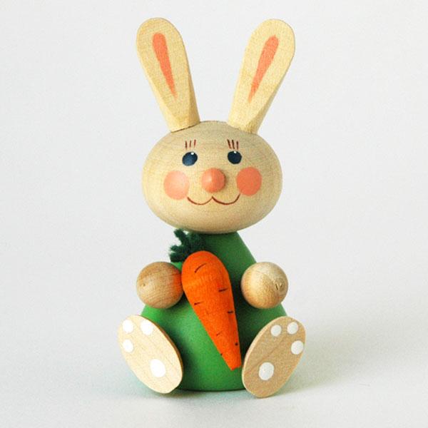 Rabbit(ラビット)ウサギ/エストニア・ハンドメイド・木製オブジェ