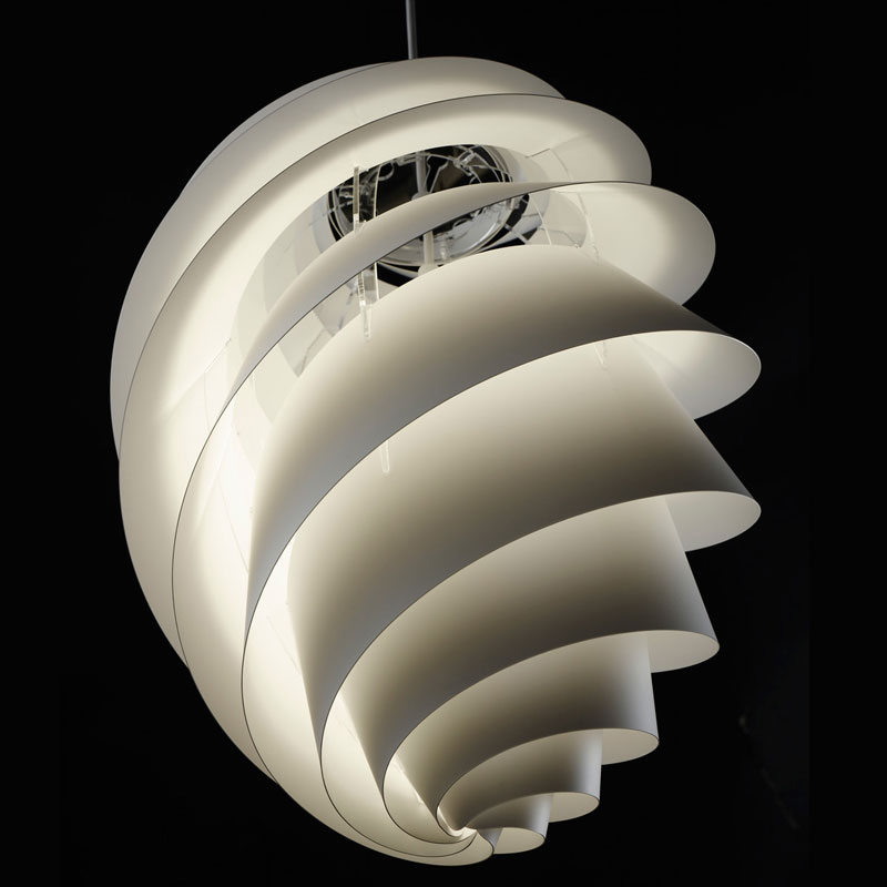 LE KLINT(レ・クリント)Swirl(スワール)2/ミディアムサイズ/北欧ペンダントライト