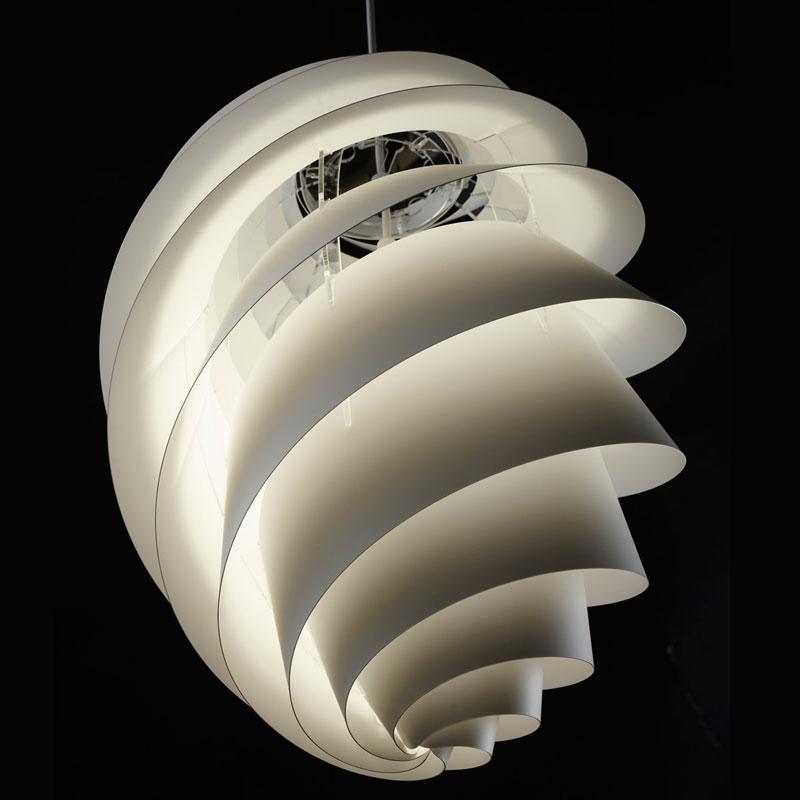 【受注発注品】LE KLINT(レ・クリント)Swirl(スワール)2/Copper(コッパー)ミディアムサイズ/北欧ペンダントライト