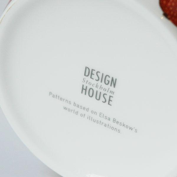エルサべスコフ・ボウルDandelion(ダンデライオン)・DESIGN HOUSE stockholm(デザインハウス ストックホルム)