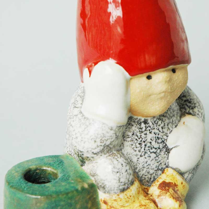 Santa Boy(サンタ・ボーイ)トムテファミリー Lisa Larson(リサ ラーソン) 北欧オブジェ・置物