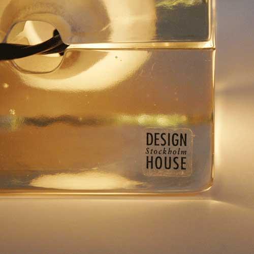 BLOCK LAMP mini(ブロックランプ・ミニ)・DESIGN HOUSE stockholm(デザインハウスストックホルム)/ハッリコスキネン