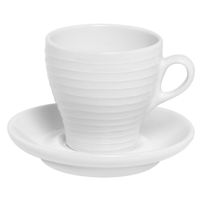 Blond カプチーノ/コーヒーカップ&ソーサー/DESIGN HOUSE stockholm(デザインハウス ストックホルム)