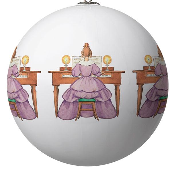 エルサべスコフ・クリスマスオーナメントAunt DESIGN HOUSE stockholm(デザインハウス ストックホルム)