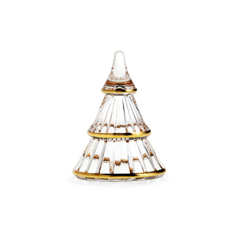 Christmas tree Mサイズ H=9cm ガラス製オブジェ HOLMEGAARD(ホルムガード)北欧オブジェ