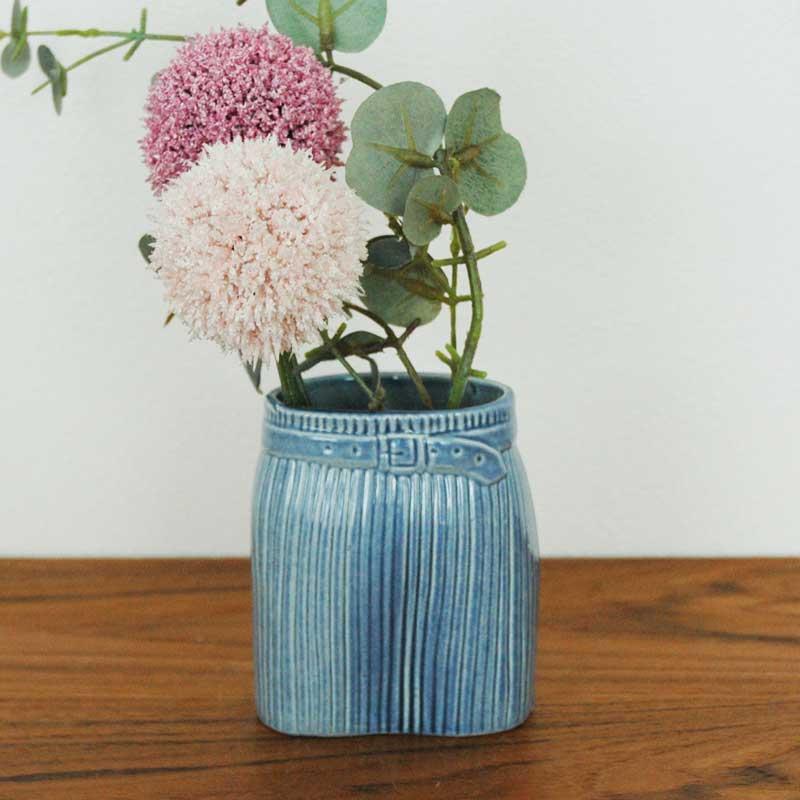 Wardrobe Vases Skirt(ワードローブ・スカート)/Lisa Larson(リサラーソン)/フラワーベース・オブジェ