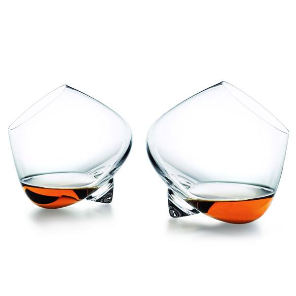Liqueur Glassリキュールグラス2個セット normannCOPENHAGEN(ノーマンコペンハーゲン)デンマーク